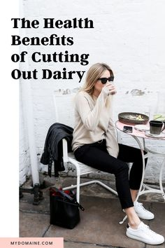 Health benefits of cutting out dairy