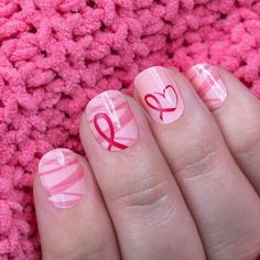 Show your support for breast cancer awareness with Choose Hope, a pink ribbon nail art pattern. For the month of October 2020, the Color Street Foundation is pledging $200,000 to four organizations that fund awareness, research, and direct support programs for individuals and families affected by breast cancer: Living Beyond Breast Cancer, National Breast Cancer Foundation, Breast Cancer Research Foundation, and Metavivor.