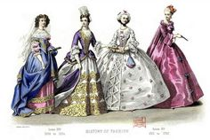 1760's dress (a neat site with dress fashions)