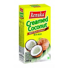 Miss the authentic taste of cream of coconut? Coconut Cream, Asian, Pure Products