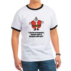 I Am The Protagonist T-Shirt