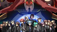 Assassination Classroom Ansatsu Kyoshitsu Anime Picture 1366x768