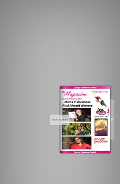 This is the latest magazine from Mompreneursireland check it out E Magazine, Award Winner, Check It Out, November, Reading, Business, November Born, Reading Books, Store