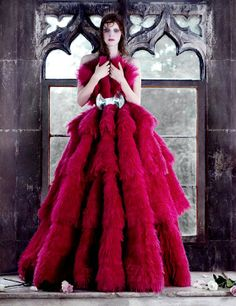 Best Haute Couture ever @}-,-;--