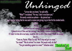 BOOK SALE: Unhinged Series by Timberlyn Scott (aka Nicole Edwards) for $0.99! - iScream Books