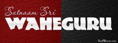 Satnaam sri waheguru Fb timeline profile cover