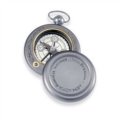 The Brunton Gentleman's Pocket Compass is a vintage-style compass.