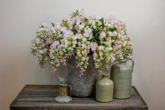 Wisteria is incredibly beautiful! Its long elegant strands of flowers are very prominant in the spring time! http://www.countryaccentfloralboutique.com/pages/artificial-flower-image-gallery #artificialflowers #flowers #homedecor #homedecorating #decoration #decor #arrangement #weddingdecor #silkflowers #eventdecor #CountryAccent #floral #boutique #Australia