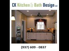 Kitchen Designer in Dayton Ohio - CK Kitchen & Bath Design (937) 609-0837 http://youtu.be/vOn_YkrVGyk
