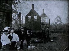 The aftermath of the 1908 Race Riot