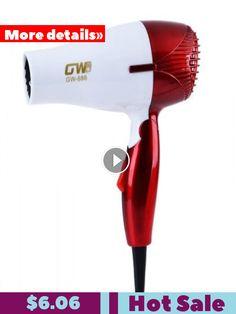 GUOWEI Portable Traveller Compact Blower Hair Dryer 4f6a049c0a