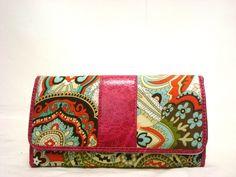 Paisley wallet (2 matching purses) - Dos'Staggio Boutique---dosstaggio.aradium.com