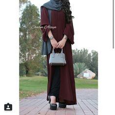 Abaya from charm abaya (ships worldwide)