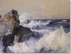 waugh seascapes - Google Search