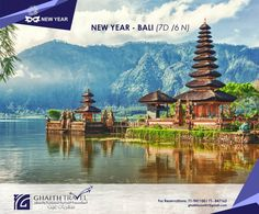 Celebrate New Year in Bali http://on.fb.me/1NQLGCB