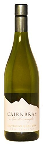 2015 Cairnbrae Sauvignon Blanc Wine Marlborough 750 ml *** For more information, visit image link.