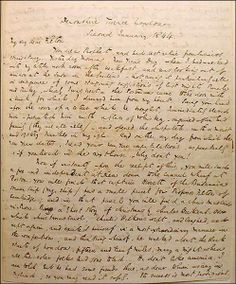 Dickens to an American friend, January 2, 1844