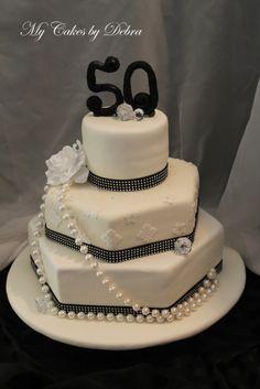 50th birthday cakes | 50th Birthday Cake - Cake Theater