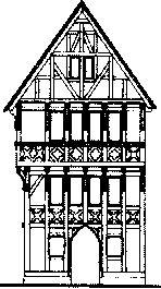 Auf der Website geht es um verschiedene konstruktive Ausführungen, wie Fachwerkbau oder Mauerwerksbau.
