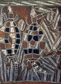 arte australiano de los aborigenes. Australian aborigin art.                                                                                                                                                                                 Más