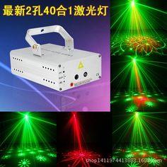 121.60$  Buy now - http://aliavq.worldwells.pw/go.php?t=32760333291 - High quality voice 40 patterns red green light KTV laser light bar disco lighting wedding flash laser beam lamp