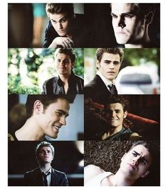 Paul Wesley-Stefan Salvatore