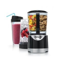 Ninja Kitchen System Pulse BL201 .............  The Ninja Cooking area System Pulse offers you the power and benefit to live a healthy way of life by combining Ninja blade innovation with single-serve blending cups, a processor bowl and user friendly accessories for all your kitchen area needs.