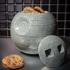 #StarWars Death Star Cookie Jar