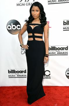 See the best dressed at the 2014 Billboard Music Awards, including Jennifer Lopez, Nicki Minaj, Kesha, and more stars. Billboard Music Awards 2014, Rapper, Queens, Glamour, Red Carpet Looks, Swagg, Short, Editorial Fashion, Nice Dresses