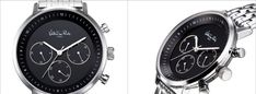 100 Authentic Valentinorudy Watch Made in Korea for sale online Smart Watch, Watches, Best Deals, How To Make, Ebay, Black, Smartwatch, Black People, Clocks