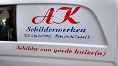 AK Schilderwerken - Schilder van goede huize(n).