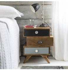 Milligan Retro Chest of Drawers