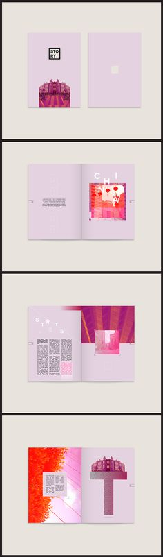 STORY, magazine on Behance de IRYNA KORSHAK. NY