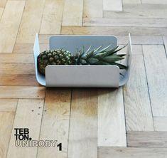 TEBTON UNIBODY1 In Size M U0026 S ... #wohnung #corbeille #wohnideen  #designmöbel #möbel #terrasse #inspiration #einrichtung #deko #dekoration  #dekoideu2026