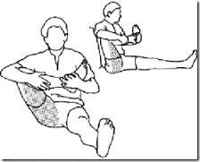 Risultati immagini per hip stretching exercises