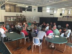 Meeting of action group following the announcement of the Epping pool closure