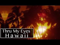 Hawaii - Thru My Eyes | Helicopter Camera & Red Epic - YouTube Holy crap Sawyer this was beautiful