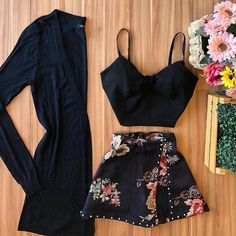 Cute Girl Outfits, Basic Outfits, Cute Summer Outfits, Cute Casual Outfits, Casual Chic, Stylish Outfits, Spring Outfits, Clueless Outfits, Teen Fashion Outfits