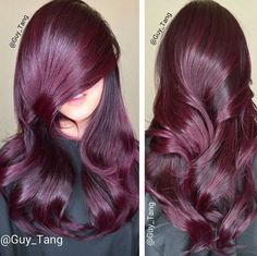 20 Colorations ,Ombré Hair Chic Et Tendance | Coiffure simple et facile                                                                                                                                                                                 Plus