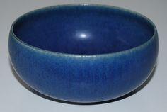 Eigil Hinrichsen, bowl in stoneware, own studio, Denmark.
