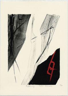 azurebumble:    Toko Shinoda: Lithographs