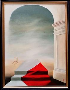 ♡Stairs..♡ by R. Papa ( The one that reminds Me about My idol, Salvador Dali)