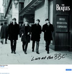 Music Albums: The Beatles-Live At The Bbc Volume 1 Triple Lp New Sealed BUY IT NOW ONLY: $45.99 #priceabateMusicAlbums OR #priceabate