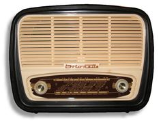 Orion - AR 205 (Orionette) Hungary 1958 Televisions, Tvs, Orion Tv, Spark Gap, Radio Antigua, Old Stove, Slide Rule, Retro Radios, Record Players