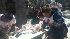 Cruz Roja impartirá curso de RCP básico frente a catedral   El Puntero