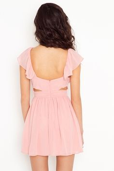 Another beautiful item from nastygal.com. Love the cutouts, perfect placement