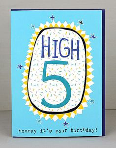 NEW 5th Birthday Cards For Boys by Molly Mae. I love this new range. You can also find the girls age range at Card Crush.