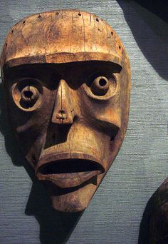 Oceanic Mask | Museum of Natural History, NYC