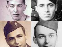 Four American soldiers share their WWII experiences, before, during, and after their time in a German POW camp.
