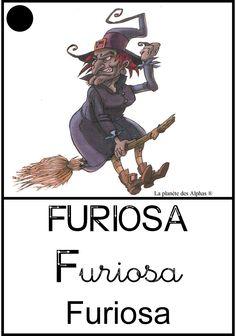affichage Alpha furiosa